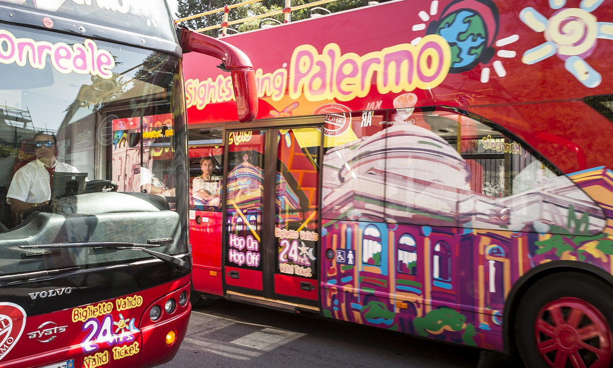 Hop-on Hop-off Bus Palermo