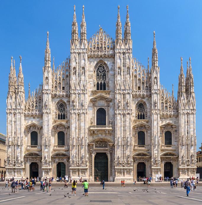 Milano City trip west coast