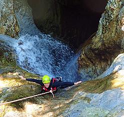 Canyoning Tour Lake Garda/Idro