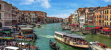 Venezia City Trip - from Lake Garda North