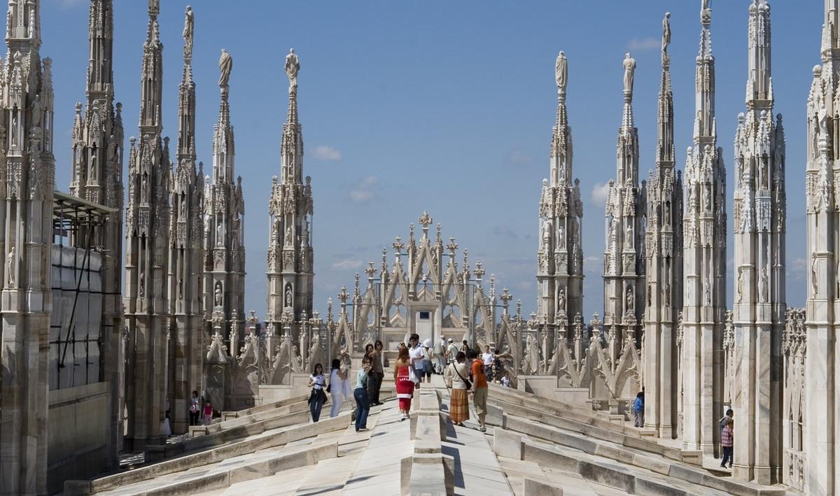 Duomo di Milano, Terrazza e Museo: Accesso Rapido