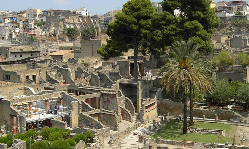 Pompei & Ercolano: Salta la Coda