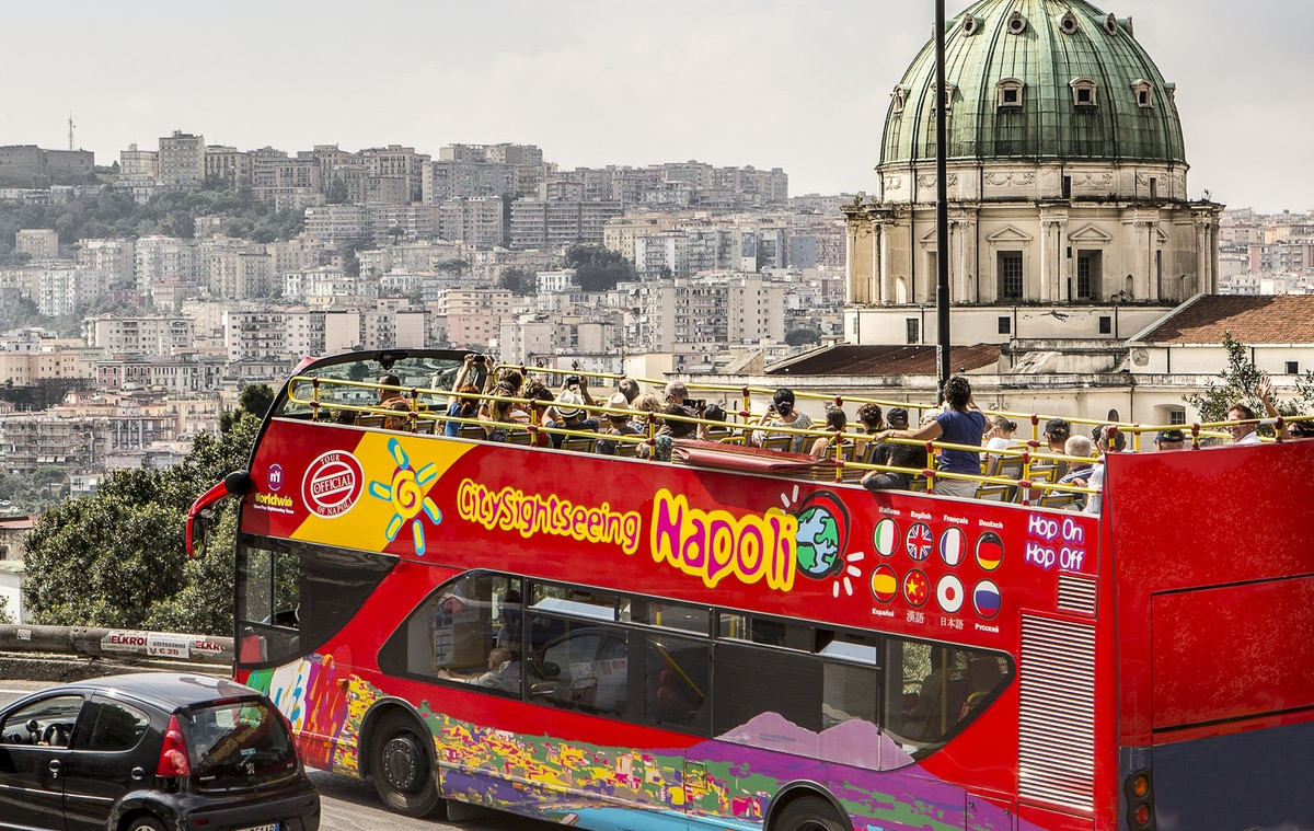 Bus Hop-on Hop-off Napoli