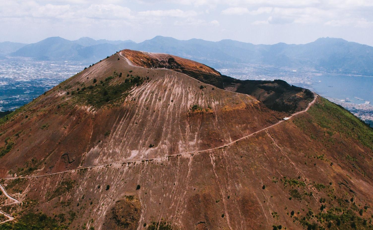Vesuvio: Ingresso al Parco e Visita Guidata
