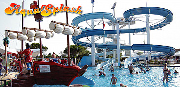 Aquasplash Water park Lignano