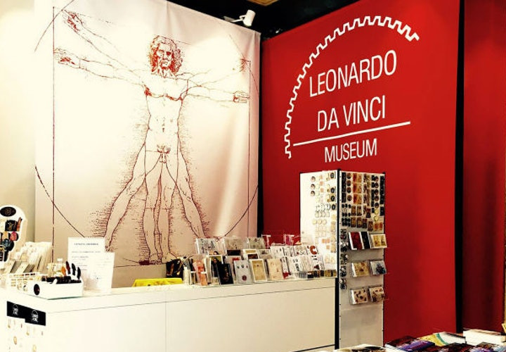 Museum Leonardo da Vinci Venedig: Ohne Anstehen