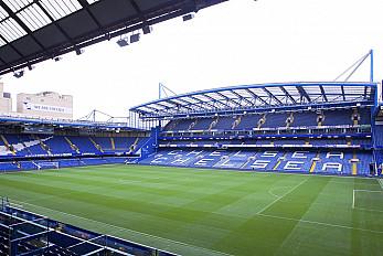 Chelsea FC: Stamford Bridge Guided Tour + Museum