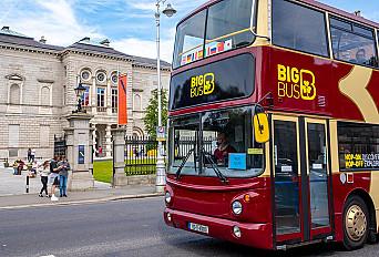 Hop-on Hop-off Bus Dublin