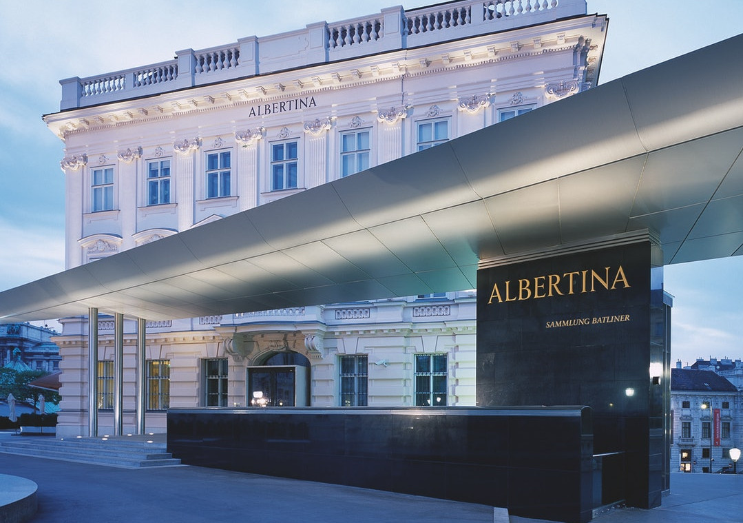 Albertina Museum: E-Ticket