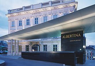 Albertina Museum: E-Ticket