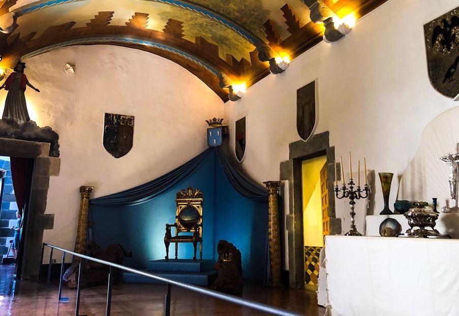 Gala Dali Castle Girona