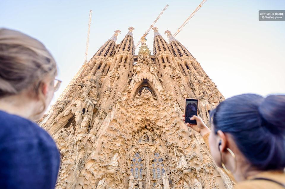 Fra Costa Brava: Barcelona Highlights Excursion