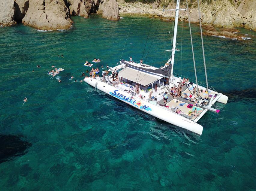 Lloret de Mar: Party Cruise