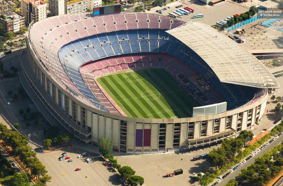 Fra Costa Brava: Barcelona Excursion & FC Barcelona Stadium