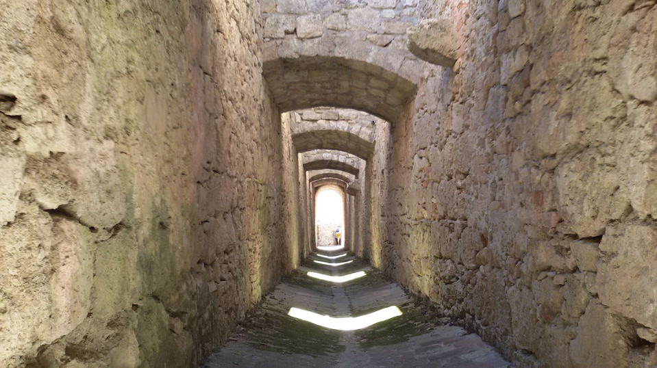 Civitella del Tronto Fortress Private Tour