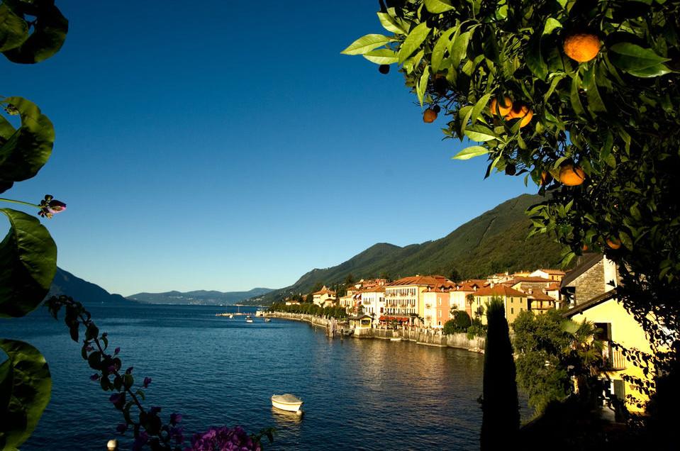 Cannobio: Sunset Cruise bij het Lago Maggiore