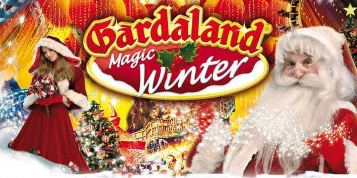Gardaland Magic Winter + Sea Life