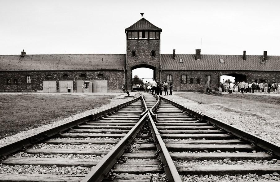 Auschwitz-Birkenau Mindesmærke og museum: Rundtur fra Krakow + Live Guide