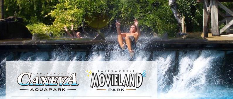 Caneva + Movieland 1 Day