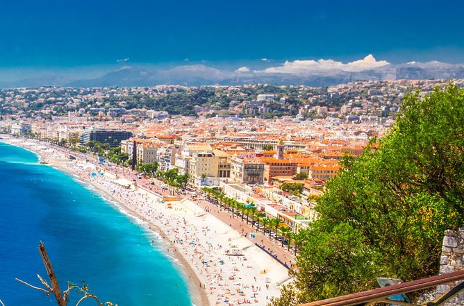 New Walking Tour of Old Nice / Castle Hill