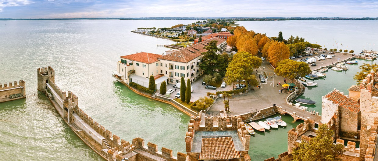Sirmione & Lake Garda from Verona
