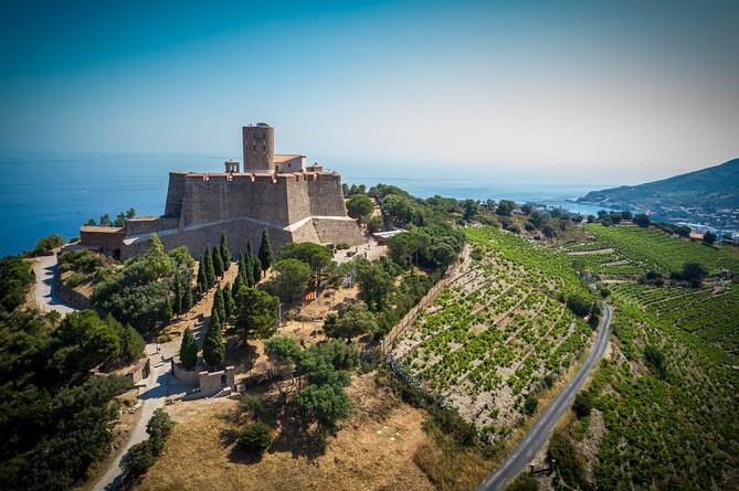 Fort Saint Elme adgangsbillet