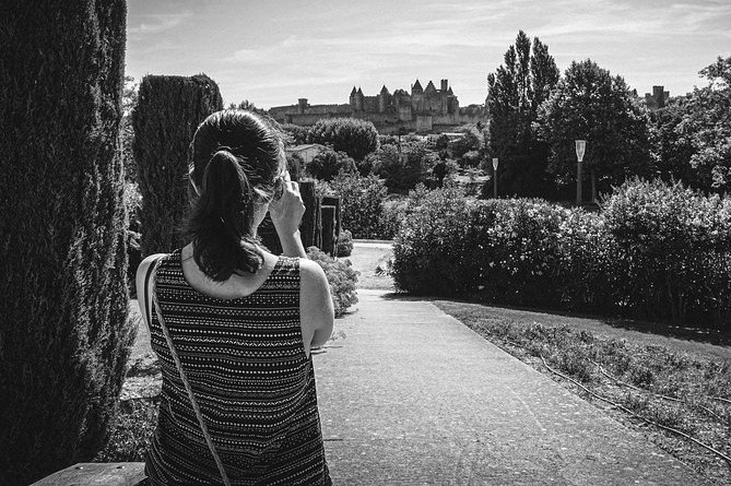 Carcassonne New Town Photography Tour