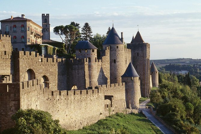 Spring over linjen: Carcassonne Castle og Ramparts Ticket