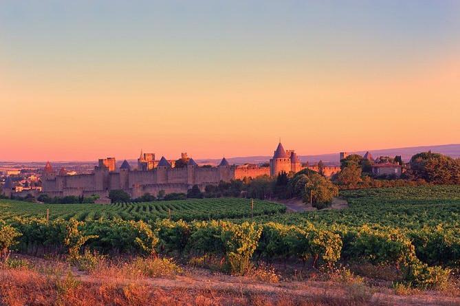 Carcassonne vandretur